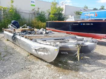 Salvage Benn Marine Lot